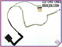 Шлейф матрицы ноутбука Asus X501A X501U F501A LCD Cable (14005-00430100 DD0XJ5LC011 DD0XJ5LC000)