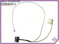 Шлейф матрицы ноутбука Asus UX305LA UX305FA UX305CA UX305UA UX305 Series 40Pin LED LCD Cable (DC02C00BD0S)