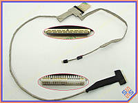 Шлейф матрицы ноутбука Toshiba Satellite L500 L500D L505 L505D LVDS 40pin LED LCD cable. P/N: DCO2000UC10
