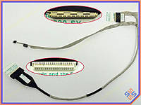 Шлейф матрицы ноутбука Toshiba Satellite L550 L555 L550D LCD CABLE DC02000S910