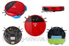 Робот-пылесос Panda i5, WiFi и HD камера