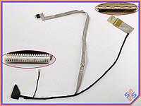 Шлейф матрицы ноутбука HP Pavilion G6 G6-1000 Original NEW LCD Cable P/N: 6017B0295501 (Белый пластиковый разъем на материнку)