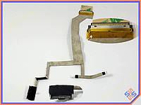 Шлейф матрицы ноутбука HP Pavilion DV6 DV6-1000 LCD Video cable под CCFL лампу подсветки. P/N: DD0UT3LC102, DDC1013ASD204