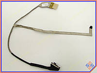 Шлейф матрицы ноутбука HP Pavilion G6 G6-1000 Original NEW LCD Cable P/N: DDOR15LCOOO  DD0R15LC040   DD0R15LC050 (Черный разъем с металом на материнку