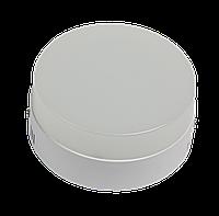 Потолочный светильник накладной 18 ватт круглый белый. 4200 К нейтральный свет
