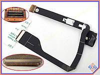 Шлейф матрицы ноутбука Acer Aspire S3 S3-951 S3-391 (HB2-A004-001 V.2) LCD CABLE P/N: 50.13B23.008 (Разъем без выступов) , HB2-A004-001