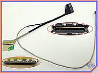 Шлейф матрицы ноутбука Asus X200MA X200L X200LA X200M  LVDS Video cable C разъемом под камеру. 14005-01180300 , DDEX8ELC010