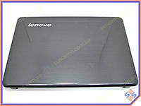Корпус для ноутбука Lenovo G555 (Крышка матрицы в сборе: задняя часть+ рамка+шлейф+камера). Оригинальная новая!