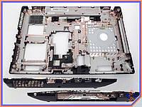 Корпус Lenovo G580 Версия 1 (Metal) (Нижняя часть - нижняя крышка (корыто)). Оригинальная новая!