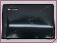 Уценка! Корпус для ноутбука Lenovo G50, G50-70, G50-30, G50-45, G50-80  (Крышка матрицы- задняя часть). Трещина в правом верхнем углу!