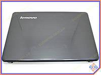 Корпус для ноутбука Lenovo G550 G555 (Крышка матрицы в сборе: задняя часть+ рамка+шлейф+камера). Оригинальная новая!