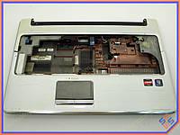 БУ! Корпус для ноутбука HP Pavilion DV6-2000 Серии (DV6-2055ER)(Нижняя часть в сборе- нижнее корыто+ панель с тачпадом ). Белая