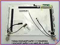 Корпус для ноутбука ASUS EEEPC X101CH White (Крышка матрицы - задняя часть) в комплекте с петлями. 13GOA3P1AP010-10