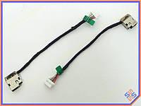 Разъем питания ноутбука HP 15-ac010nr 15-AC000 Series 799736-F57 (с кабелем)