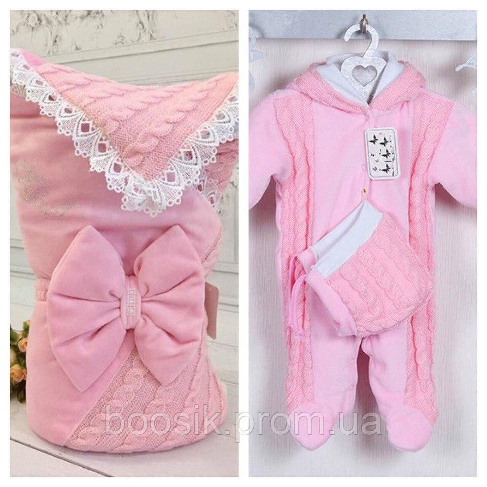 Комплект одежды для новорожденного на выписку: правила выбора