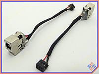 Разъем питания ноутбука HP ( PJ679) HP Sleekbook 15-B109WM с кабелем DC JACK