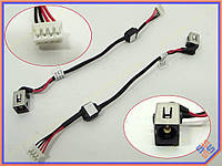 Разъем питания ноутбука Asus ( PJ423 ) K53E K53U K53T K53B A53U A53U A53BE A53BR A53BY A53TA A53H с кабелем DC JACK.