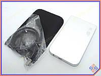 """Карман внешний USB2.0 для HDD 2.5"""" SATA 9.5mm Алюминиевый BET-257U2 Silver. Поддержка дисков до 3Tb. В комплекте чехол, кабель USB2.0"""