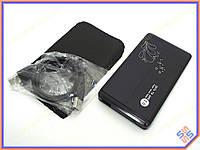 """Карман внешний USB2.0 для HDD 2.5"""" SATA 9.5mm Алюминиевый BET-2517U2 Black. Поддержка дисков до 3Tb. В комплекте чехол, кабель USB2.0"""