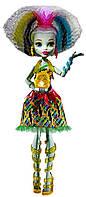 Кукла Монстер Френки Штейн со звуком и светом, серия электризованные, Monster High Electrified