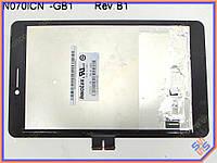 "Матрица с тачскрином для планшета ASUS MeMO Pad ME175 7.0"" Black ORIGINAL. LCD модуль (Дисплей + тачскрин)"