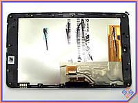 Матрица с тачскрином для планшета ASUS Nexus 7 ME370, ME370T,ME370T-1B с рамкой (Матрица + тачскрин + рамка). 90R-OK0M1L20000U   Внимание! Не подходит