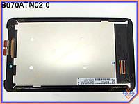 "Матрица с тачскрином для планшета ASUS MeMO Pad FE170 ME170 (K012, K017) 7.0"" (N070ICN-GB1) LCD модуль (Дисплей + тачскрин) Black ORIGINAL"