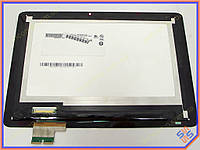 "Матрица с тачскрином для планшета Acer Iconia Tab A510 A511 10.1"" (Матрица AUO B101EVT04.0 (LED 1280*800, 40 pin слева) LCD модуль (Дисплей +"