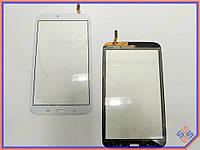 "Сенсорное стекло (тачскрин) для планшета Samsung Galaxy Tab 3 T310, T311 8.0"" (WiFi Version) White"