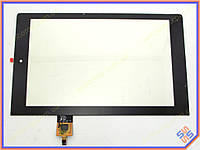 """Сенсорное стекло (тачскрин) для планшета Lenovo Yoga Tablet 2-830 8.0"""" Black ORIGINAL"""