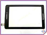 """Сенсорное стекло (тачскрин) для планшета Lenovo S5000 7"""" Black ORIGINAL"""