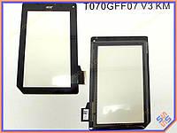 "Сенсорное стекло (тачскрин) для планшета Acer Iconia TAB B1-A71  7.0"" Black ORIGINAL"