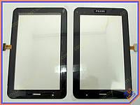 "Сенсорное стекло (тачскрин) для планшета Samsung  P6200 Galaxy Tab 7.0 Plus 7.0"" (3G Version) Black"