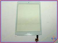 Сенсорное стекло (тачскрин) для планшета Acer Iconia TAB A1-830 WHITE. ORIGINAL