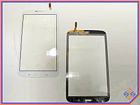"Сенсорное стекло (тачскрин) для планшета Samsung Galaxy Tab 3 T311 8.0"" (3G Version) White"