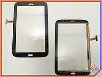 "Сенсорное стекло (тачскрин) для планшета Samsung Galaxy Note 8.0"" N5100, N5110 3G Version Series Black ORIGINAL"