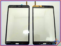 "Сенсорное стекло (тачскрин) для планшета Samsung Galaxy Tab 4 T330 (SM-T330) T337A 8.0"" (WiFi Version) Black"
