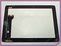 """Сенсорное стекло (тачскрин) для планшета ASUS MeMO Pad ME102A 10.1"""" Black ORIGINAL. V.2"""
