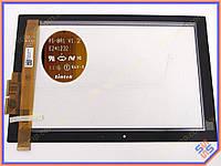 """Сенсорное стекло (тачскрин) для планшета ASUS transformer PAD TF101 TF100 10.1"""" Ревизия AS-0A1 V1.2 ORIGINAL 3GA14-A1CC42"""
