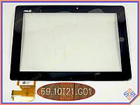 """Сенсорное стекло (тачскрин) для планшета ASUS transformer PAD TF300  10.1"""" Ревизия G01 ORIGINAL"""