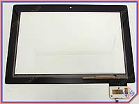 """Сенсорное стекло (тачскрин) для планшета Lenovo S6000 10.1"""" Black ORIGINAL"""