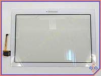 "Сенсорное стекло (тачскрин) для планшета Lenovo Tab 2 A10-70 A10-70F 10.1"" White"