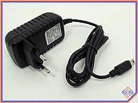 Блок питания для планшетного ПК 5V 2A 10W (miniUSB). Зарядное устройство для Китайских Планшетов.