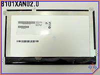 """Матрица для планшета 10.1"""" AUO B101XAN02.0  IPS LED Slim ушки сверху и по бокам, Разъем MIPI. Разрешение 1366*768.  Матрица для планшета ASUS T100"""