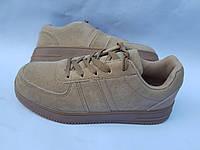 Стильные демисезонные кроссовки 36 размер
