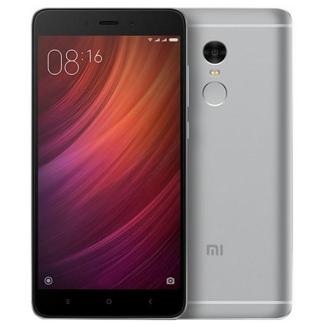 Xiaomi Redmi Note 4 3/32GB Gray Global Rom