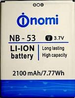 Аккумуляторная батарея Original для Nomi nb53