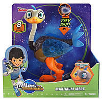 Мерк страус интерактивный (Miles From Tomorrowland Maximum Merc),25см, tomy