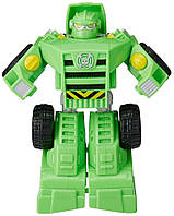 Трансформер Болдер спасатели (Playskool Heroes Transformers Rescue Bots Boulder the Construction-Bot Figure), hasbro, фото 1