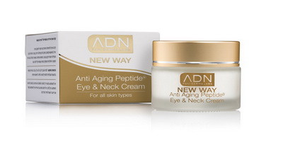 Anti Aging Peptide Eye & Neck Cream - Пептидная омолаживающая крем для век и шеи, 30 мл   - Красива Я в Одессе